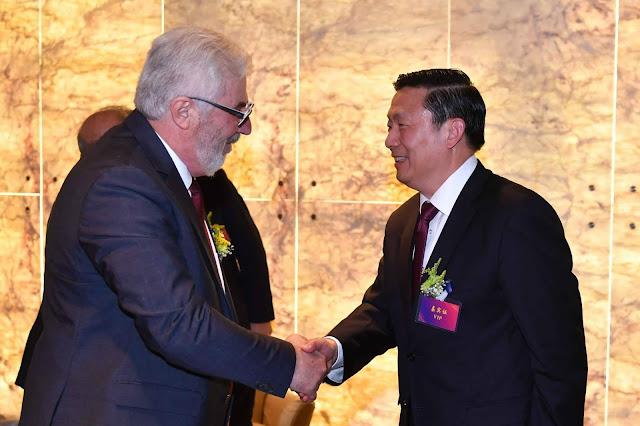 «CHINA: Time of XI»