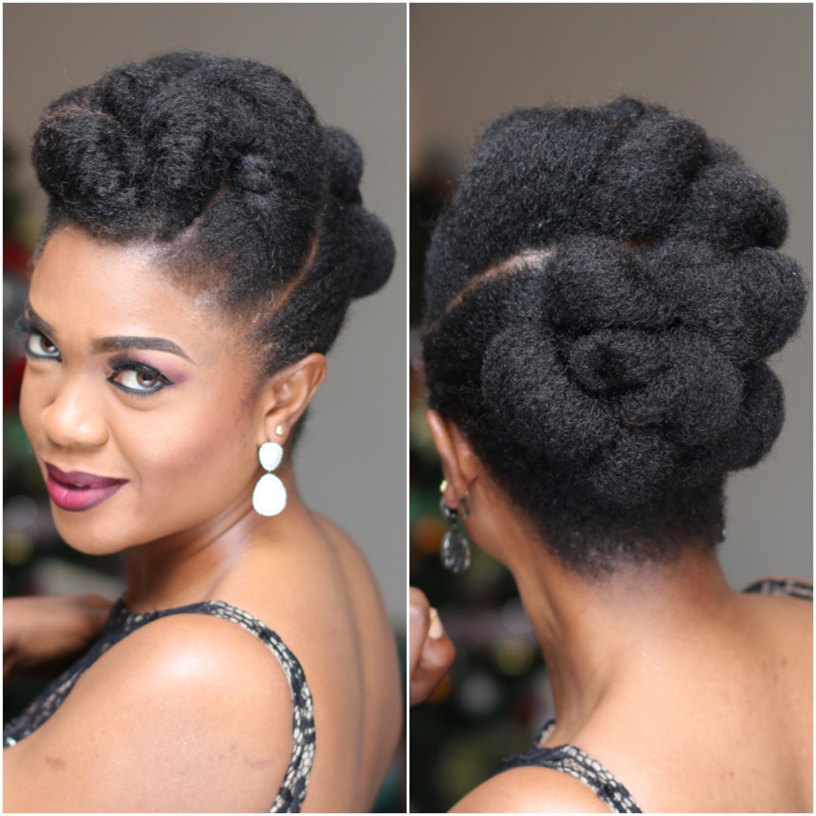 Stella Dimoko Korkus Com Natural Hair Rocks Tips To