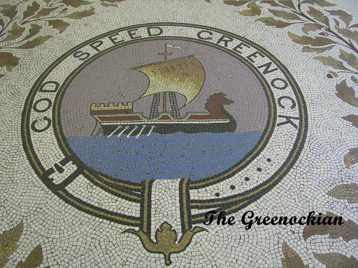 Greenock Coat of Arms