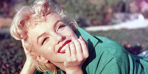 Maquillaje años 60 inspirado en Marilyn Monroe