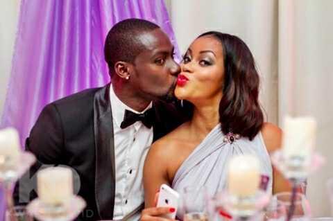 Another Nollywood Marriage Crash? Chris Attoh & Damilola Adegbite