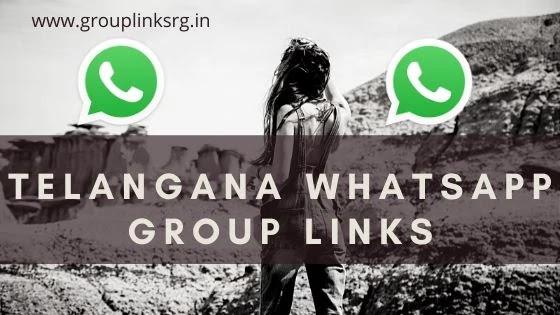 Telangana Whatsapp group links 2020