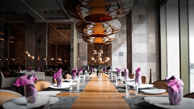 مطعم لوسين الرياض العليا