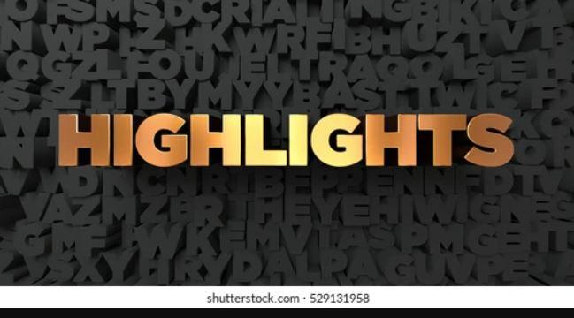Pengertian Highlights dan Padanan Kata Highlight dalam Bahasa Indonesia