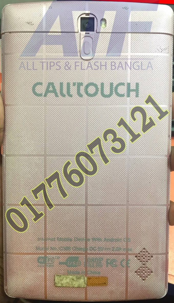 Call Touch C368 Flash File   MT6572   Android 4.4.2 Stock Rom