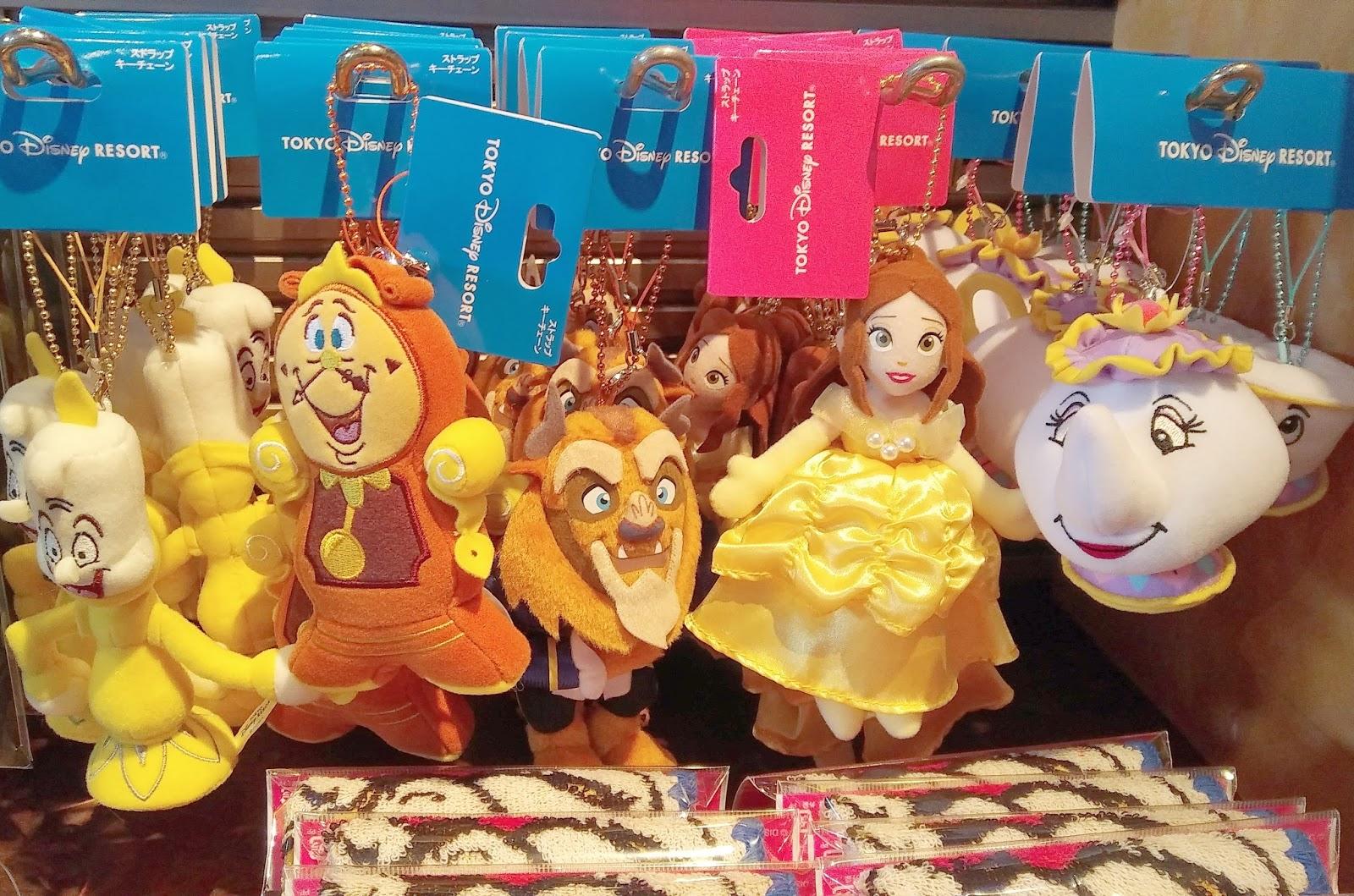 ディズニーファンdのtdrグッズブログ☆: tdr新グッズ☆美女と野獣