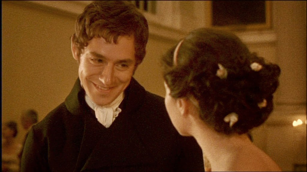 J J Feild as Henry Tilney in Northanger Abbey 2007