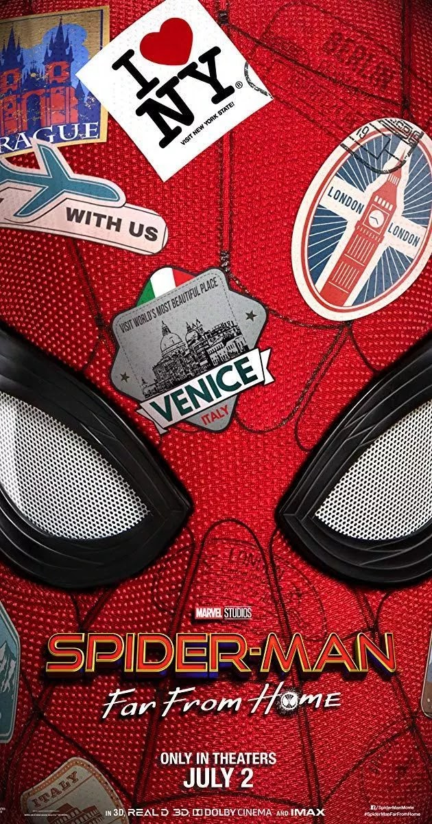 [MOVIE] Spider Man; Far From Home (2019)