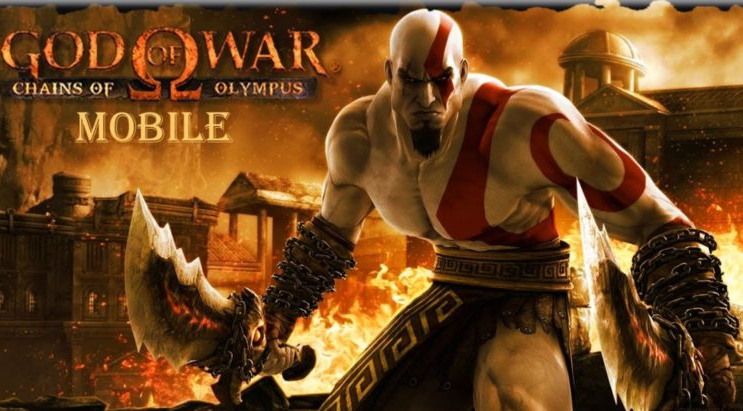 God of Work Apk vs God of war ppsspp - Download god war