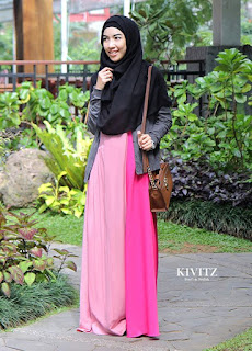 Koleksi Dress Muslimah 2016
