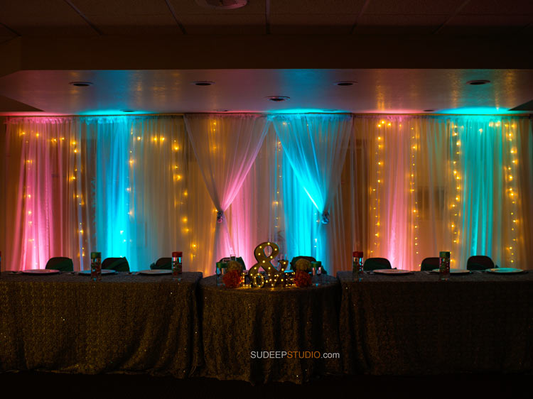 Dearborn Heights Wedding Decor Photo - Sudeep Studio.com Ann Arbor Wedding Photographer