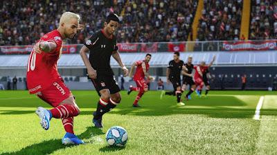 eFootball PES 2020 PS4 Option File Superliga Argentina by EditemosPES