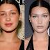 Crazy celebrity face transformations