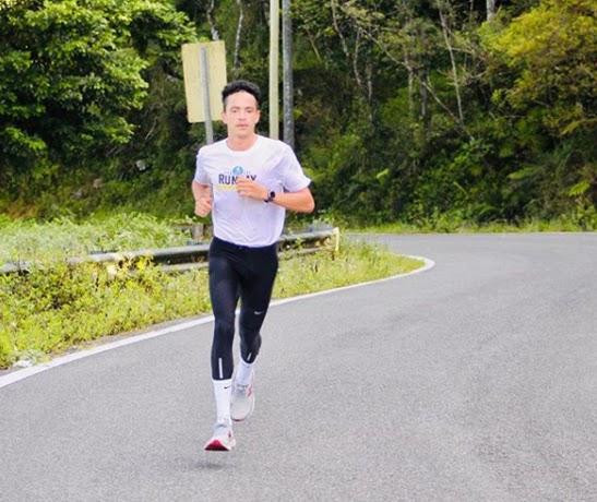 Dominicano Álvaro Abreu implanta récord en 21 kilómetros