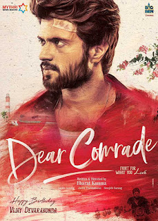 Download Dear Comrade (2020) Hindi Dubbed 720p HDRip