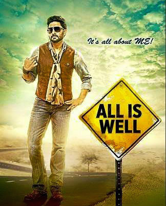 All Is Well 2015 Hindi DVDRip 480p 400mb
