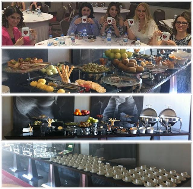 Crowne Plaza Otel Onyüzmilyonoje Bursa Blogger Şenliği