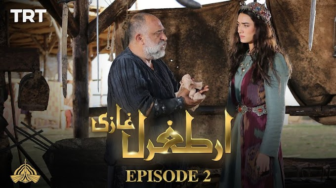 Ertugrul Ghazi Urdu   Episode 2   Season 1