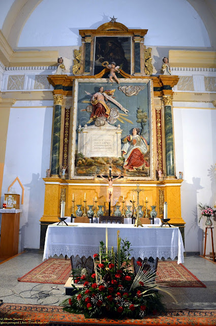 libros-teruel-iglesia-parroquial-presbiterio