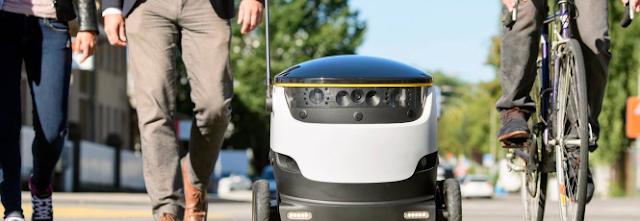Virgínia é o primeiro estado americano a legalizar entregas com robôs