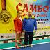 Наталія Чистякова бореться на чемпіонаті світу в Ташкенті