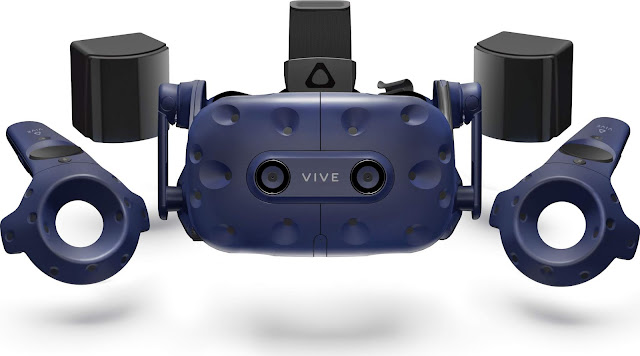HTC Vive Pro - RictasBlog