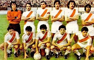Rayo Vallecano 1977