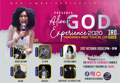 Alive To God Experience 2020
