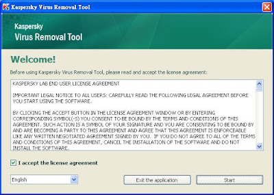 免費掃毒軟體推薦 卡巴斯基 Kaspersky Virus Removal Tool