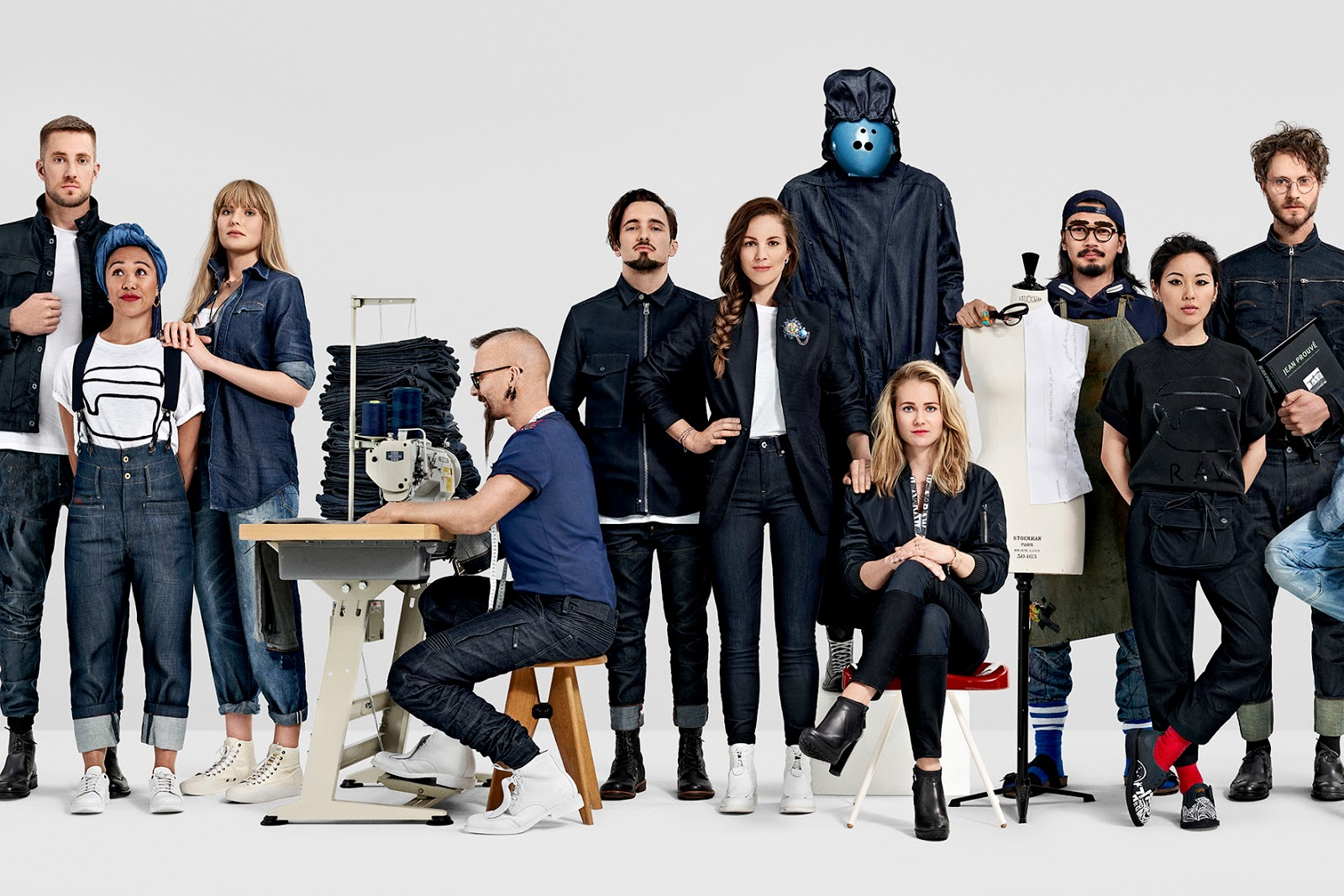 G-Star Raw Sustainable Fashion - Sustainable denim - eco-friendly brands
