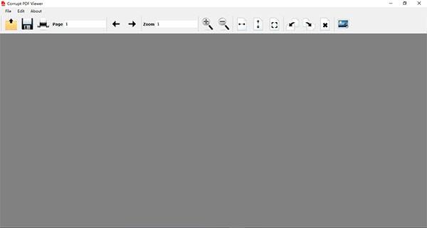 Damaged PDF Viewing Solution - Corrupt PDF Viewer