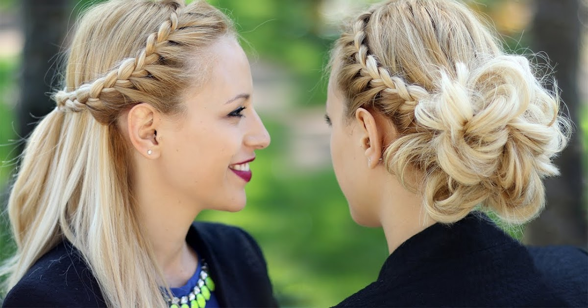 unique and latest wedding hairstyles