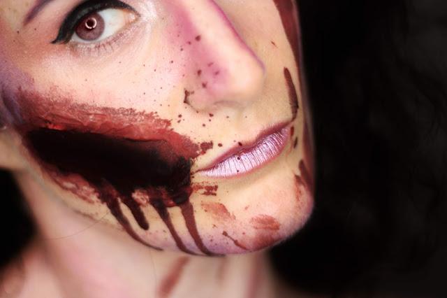 halloween-maquillage-sirene-sang