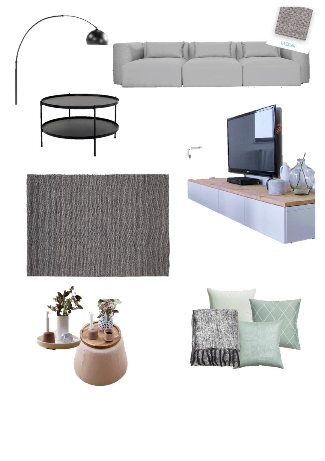 Hallo again & Wohnungsinspirationen #1 Wohnzimmer | incaseofbeauty