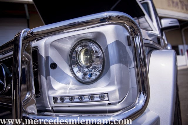 Thông số kỹ thuật xe Mercedes Benz G63 AMG 05