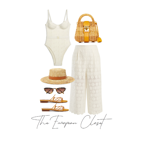 8 Outfits To Wear To the Beach