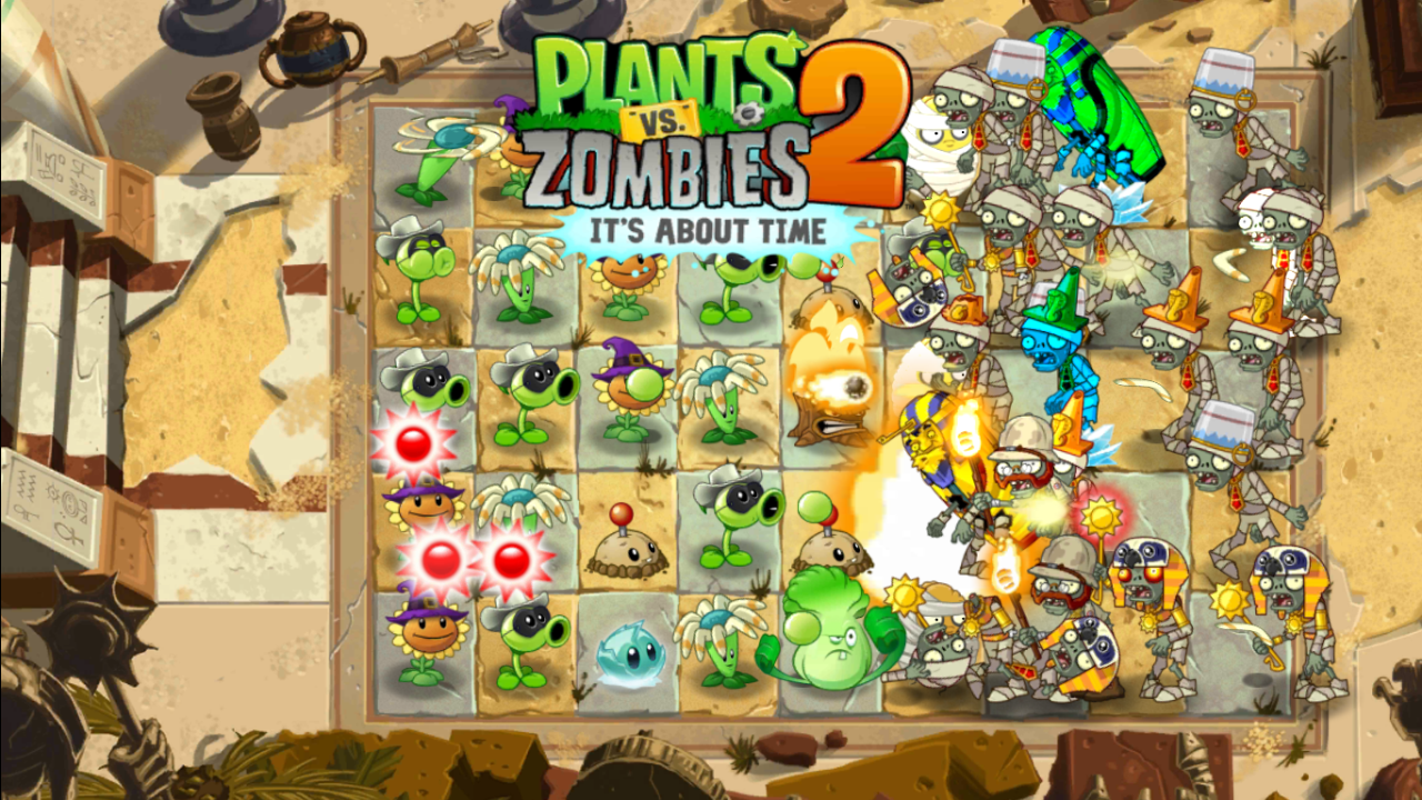 requisitos de instaación plantas vs zombies 2