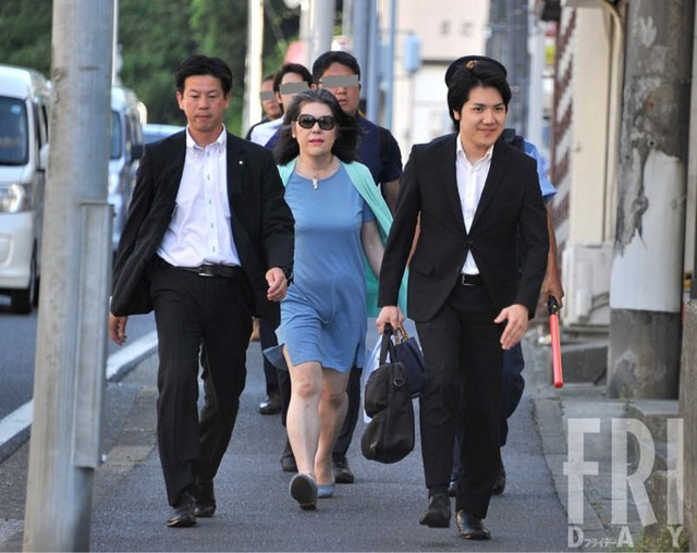 Crown prince naruhito wife sexual dysfunction