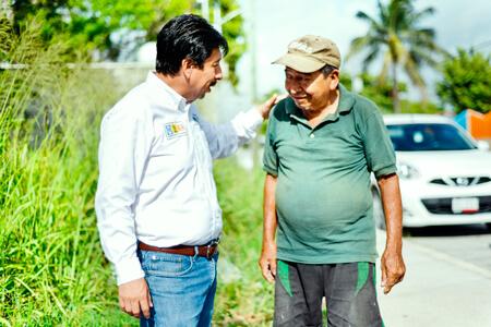 Habitantes de Tulum, no deben temer amenazas de la administración priista: Víctor Mas