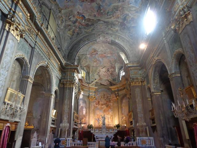 Cattedrale dell'Assunta внутри