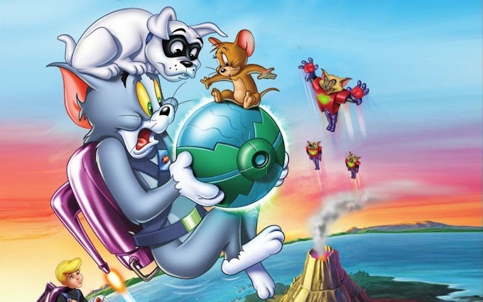 Tom and Jerry: Spy Quest Movie in Hindi Download Free - DCA