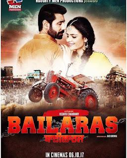 Bailaras 2017 Punjabi Movie 480p HDRip [380MB]