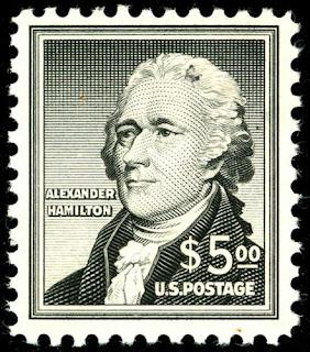Alexander Hamilton $1 Liberty Series
