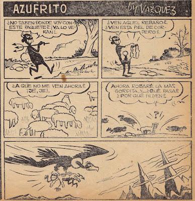 El DDT  contra las penas nº 73 (9 de Octubre de 1952)