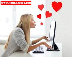قصة زواج عبر الانترنت أحببت ملاكا