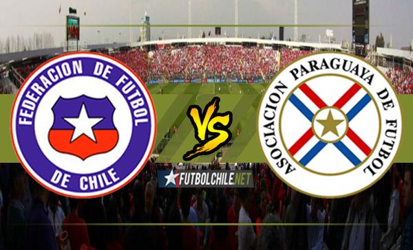 Chile vs Paraguay