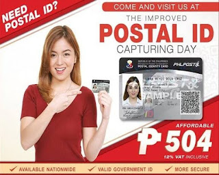Get your Postal ID in Two Working Days via Rush Processing