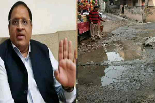 mla-vipul-goel-did-no-development-bassa-para-sector-30-faridabad