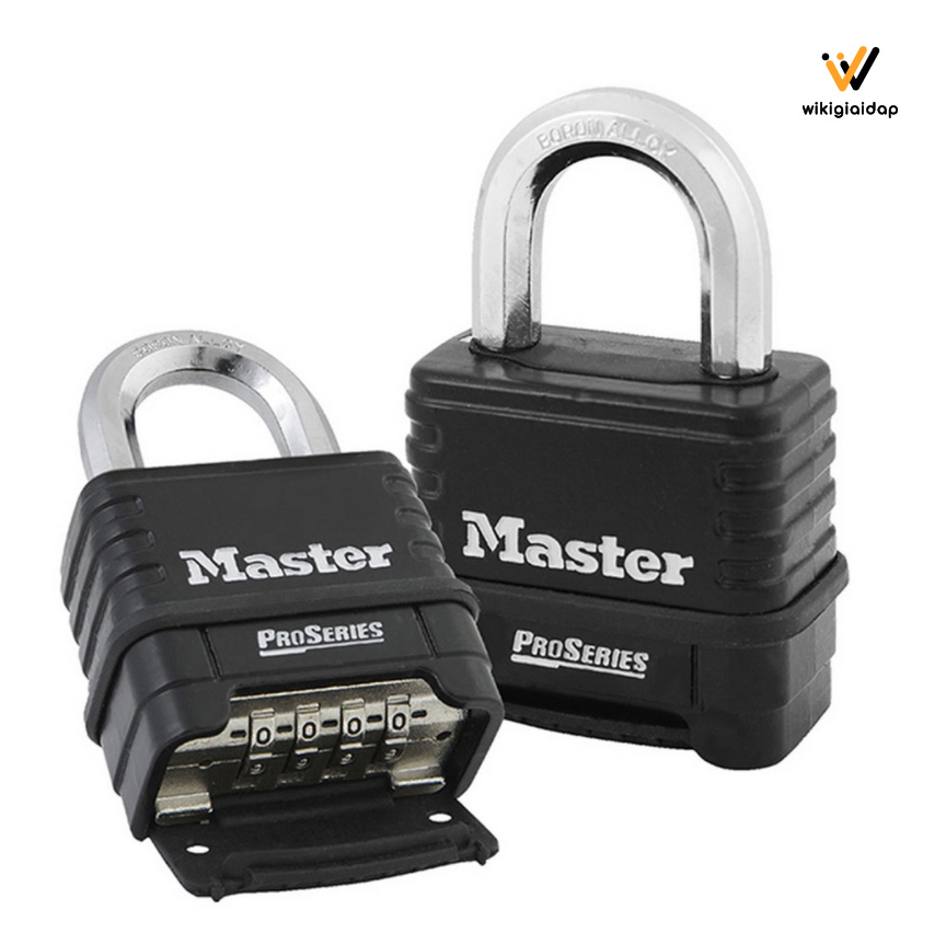 Ổ khóa Master Lock 1178 D