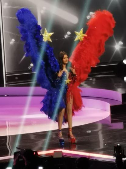 Miss Universe Philippines Rabiya Mateo national costume
